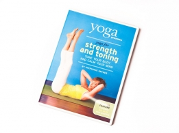 Yoga for strength and toning