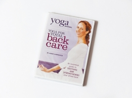 Yoga for total back care