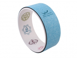 Yoga Wheel blue